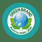 Ausgezeichnet für die Umwelt GreenBrand