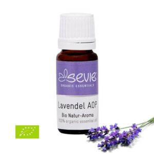 Ätherisches Bio Lavendel Öl AOP Natur