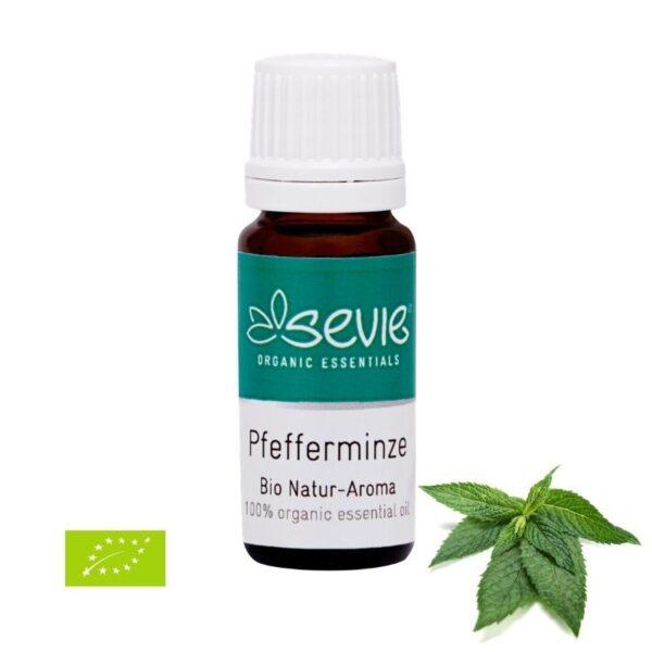 Bio Natur Aroma Pfeffermine Blätter