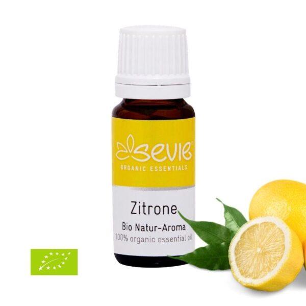 Ätherische Öl Bio Natur Aroma Zitrone