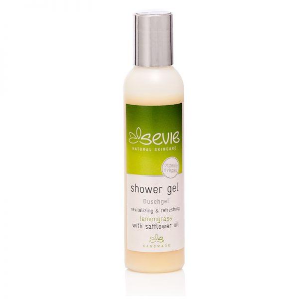 Pure sevie shower gel Duschgel mit Zitronengras