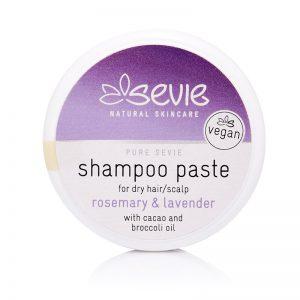 shampoo paste mit ätherischen ölen Naturkosmetik Heilerde