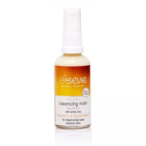 Sevie natural skincare cleansing milk organic oils Naturkosmetik biologisch Wien