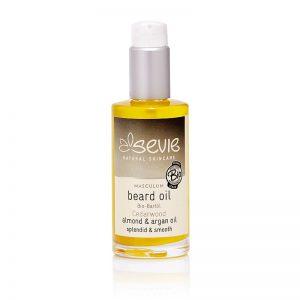Sevie Bartpflegeöl mit edlen Ölen und ätherischem Weihrauchöl