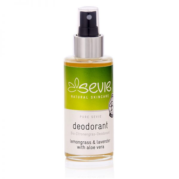 pure sevie Deodorant - Lemongrass