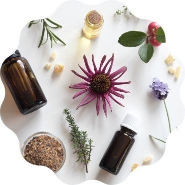 Merkmale und Qualität ätherischer Öle bio